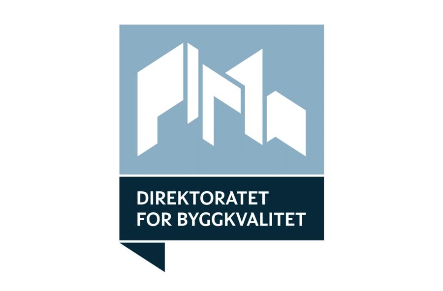 direktoratet for byggkvalitet logo
